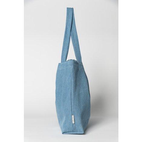 Denim Mom-Bag