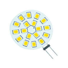 QUALEDY® 3,2 Watt LED G4 lamp - 18SMD - Sidepin - 3000K - 320Lm