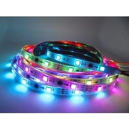 QUALEDY® Digitale LED RGB Strip - 7,2W/m - 5m