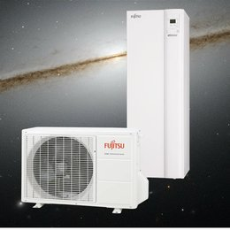 Fujitsu Waterstage Warmtepomp Comfort Duo WCD08