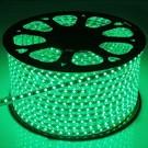 QUALEDY® LED Strip 230V - Groen - 10W/m - 60xSMD5050/m - 1m - 300Lm/m - IP66