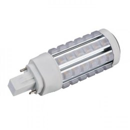 QUALEDY® LED Dome PL-C - G24d - 5W - 3000/4000k - 360° - 500 Lumen