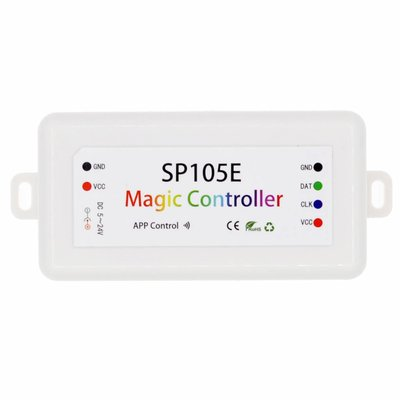 QUALEDY® LED Bluetooth Controller - SP105E - max 2048px - 200 effecten