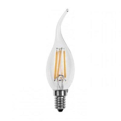 QUALEDY® LED E14-Filament Chili-lamp - 4W