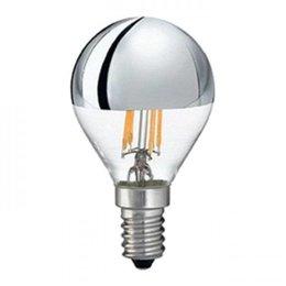 QUALEDY® LED E14-G45-Filament Spiegellamp - 4W