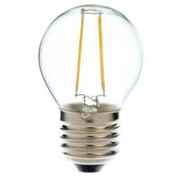 QUALEDY® LED E27-Filament lamp - 2 Watt - 2700K