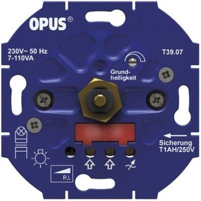 Opus Inbouwdimmer voor LED lampen