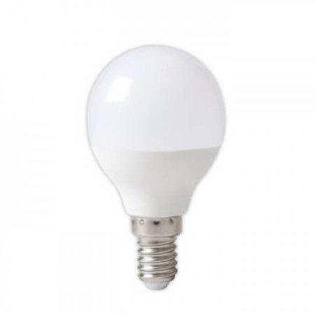 QUALEDY® LED E14-G45-Bulb - 3W - 10-30VDC - 3000K - 240Lm - Dimbaar