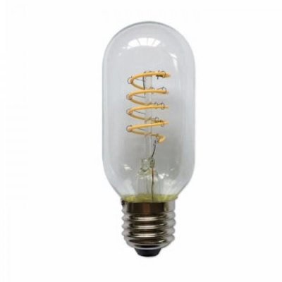 QUALEDY® LED E27-T45-Filament lamp - 4W