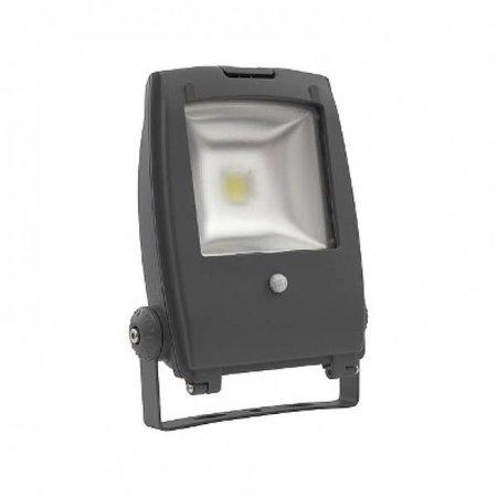 Kanlux LED Buitenlamp met bewegingsmelder - 30W - 1500Lm - IP65 - 4000K
