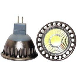 QUALEDY® LED GU5.3 Spot - 4W - COB - 2500K