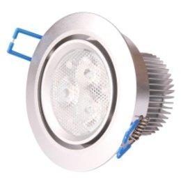 QUALEDY® LED Inbouwspot - 3*3W