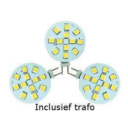 QUALEDY® LED Set van 3 G4 2,0W