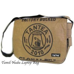 Ragbag Tamil Nadu Laptop Bag 40 x 30 x 12 cm