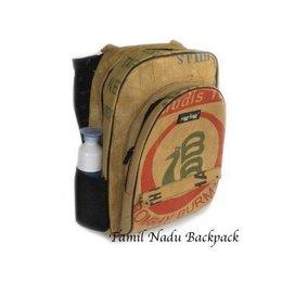 Ragbag Tamil Nadu Backpack 40 x 30 x 20 cm