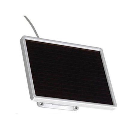 Brennenstuhl LED-zonnecelspot SOL 80 plus IP44 met infrarood bewegingsmelder 8xLED 0,5W 350lm Kabel lengte 4,75m Kleur wit