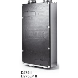 Vasco Ventilatie-unit D 275 II