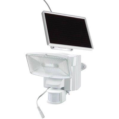 Brennenstuhl Buitenlamp met bewegingsmelder - wit