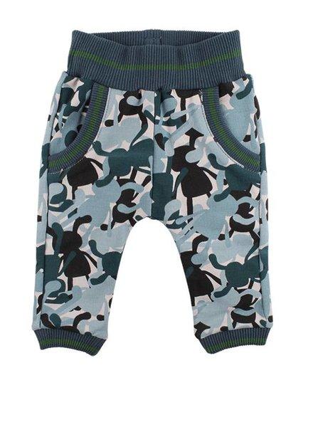 Small Rags Pants Camo Dove