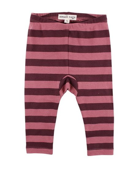 Small Rags Pants Stripes Deco Rose