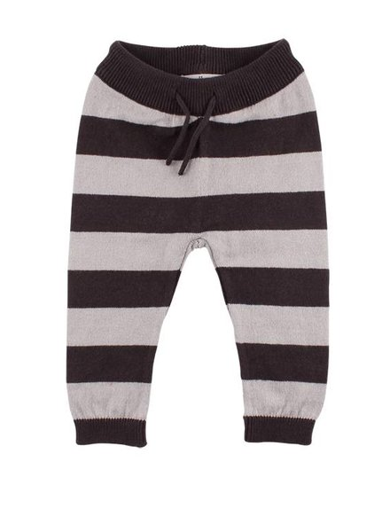 Small Rags Pants Knitted Espresso