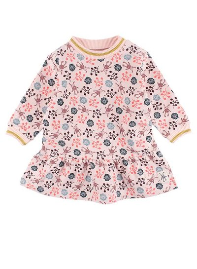Small Rags Small Rags Hope Dress Peach Whip