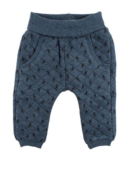 Small Rags Pants Little Rags Orion Blue