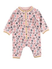 Small Rags Playsuit Peach Whip