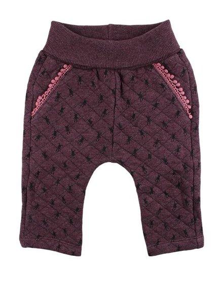 Small Rags Pants Little Rags Grape