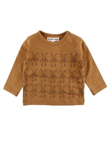 Small Rags Shirt Rags Bone Brown