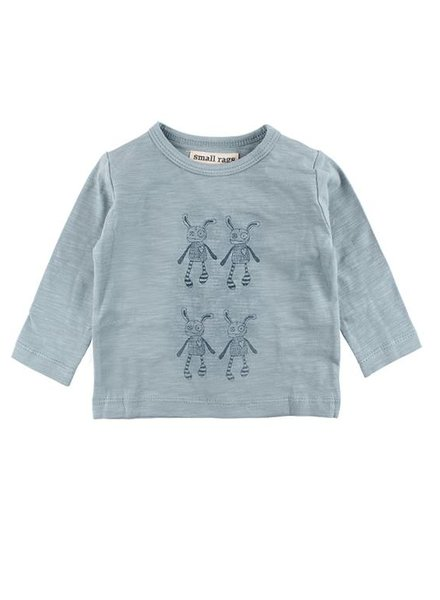 Small Rags Shirt Rags Slate Blue