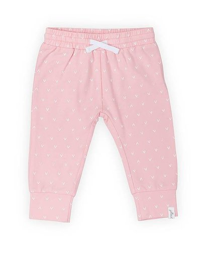 Jollein Broekje Hearts Soft Pink