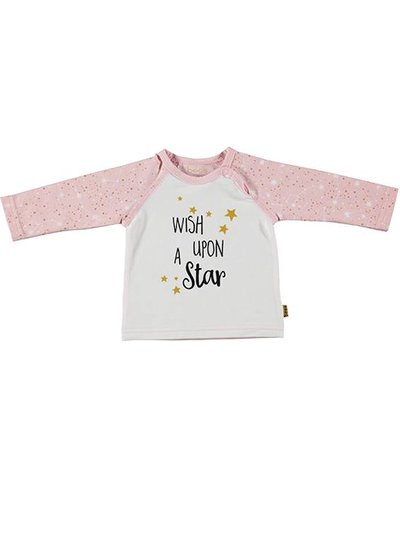 B*E*S*S Shirt Wish Upon A Star Pink
