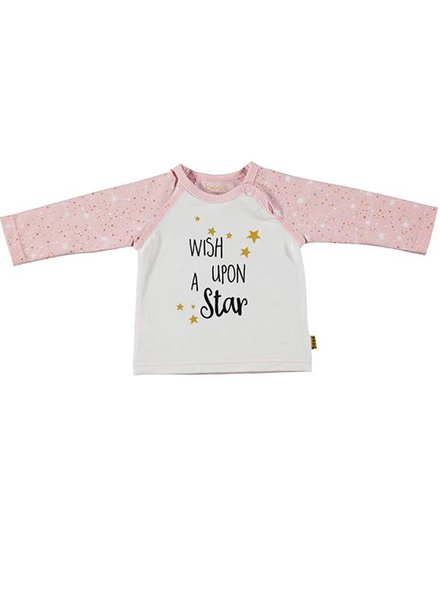 B*E*S*S Shirt Wish Upon A Star Pink