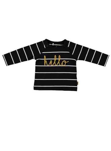 B*E*S*S Shirt Hello Black
