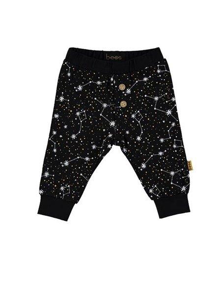 B*E*S*S Pants Space Black