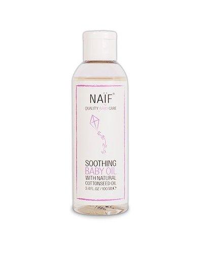 Naïf Soothening Baby Oil / Baby Olie