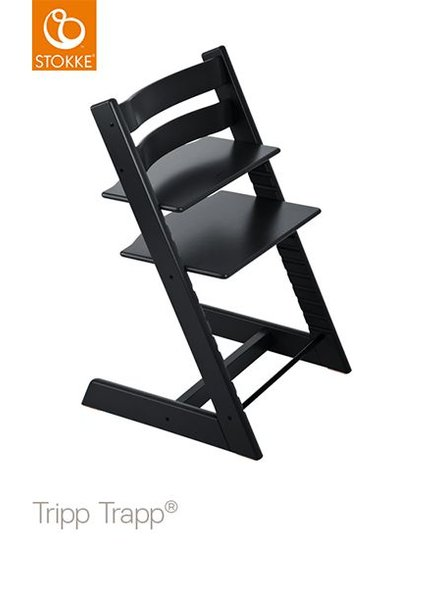 Stokke Tripp Trapp Stoel Black