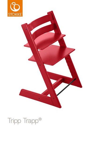 Stokke Tripp Trapp Stoel Red