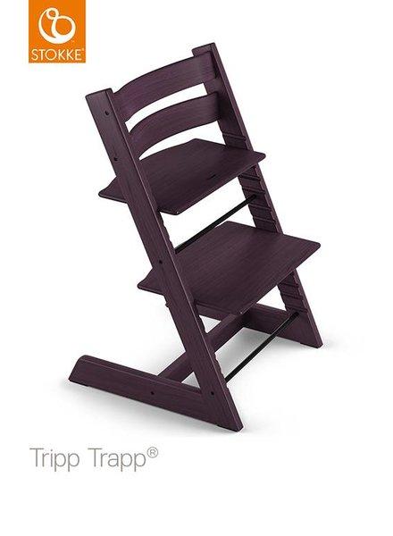 Stokke Tripp Trapp Stoel Plum Purple