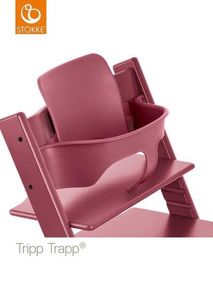 Stokke Tripp Trapp Babyset Heather Pink