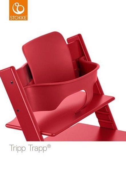 Stokke Tripp Trapp Babyset Red