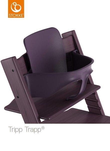 Stokke Tripp Trapp Babyset Plum Purple