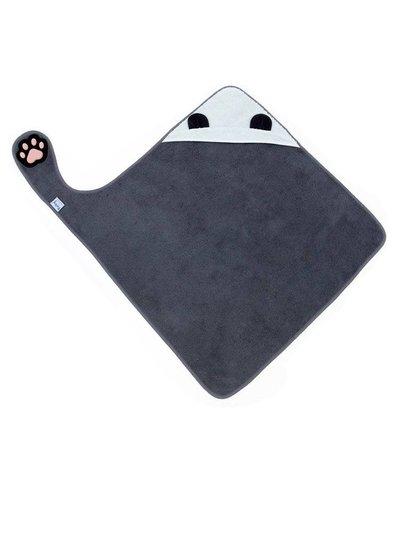 Tuby Badcape Pandabeer