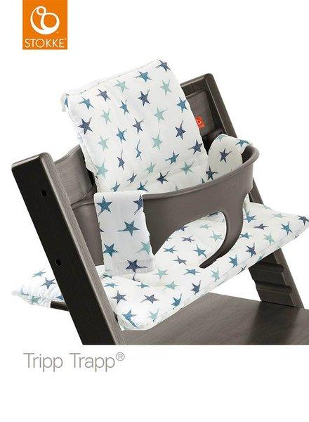 Stokke Tripp Trapp Kussen Aqua Star