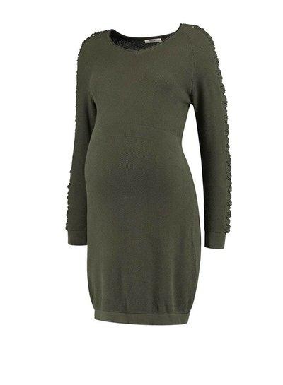 Love2Wait Love2Wait Dress Knit Green