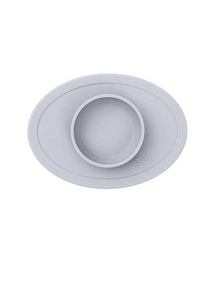 EZPZ Tiny Bowl Pewter Light Grey
