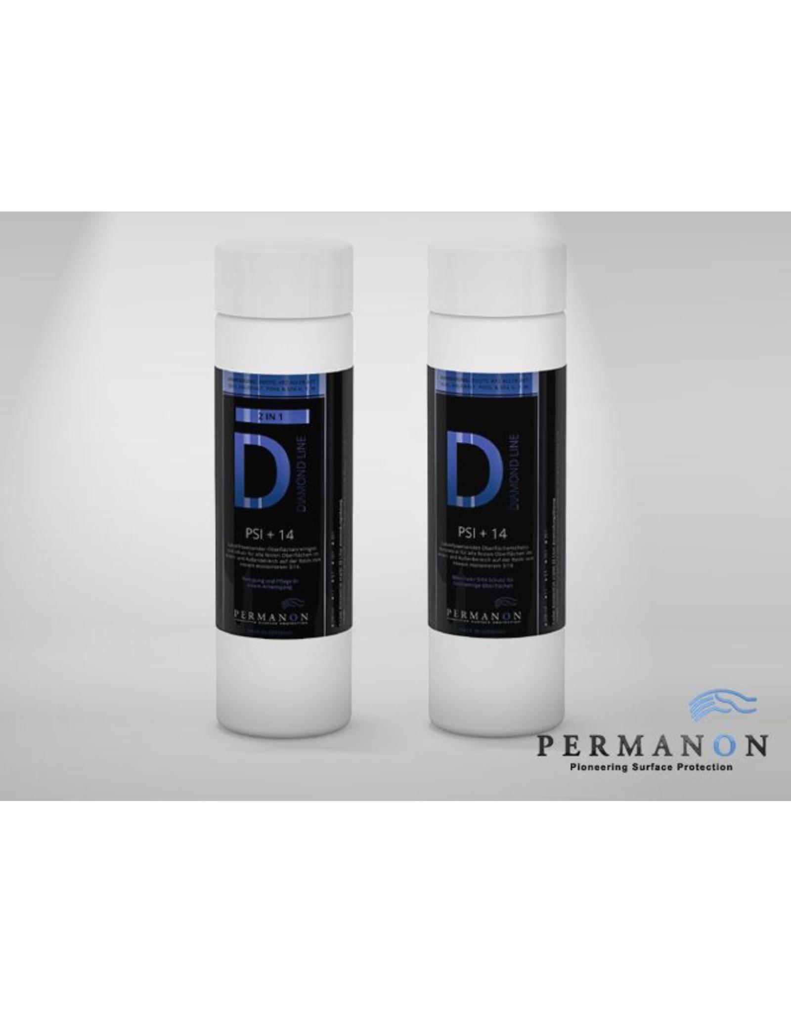Permanon Diamond 500ml Ready To Use