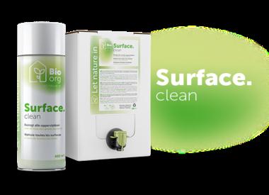 Surface. clean - Reinigt oppervlakken