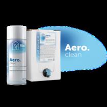 BioOrg  Aero Clean spray bottle 1 liter empty